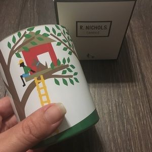 R. Nichols Tree House Candle